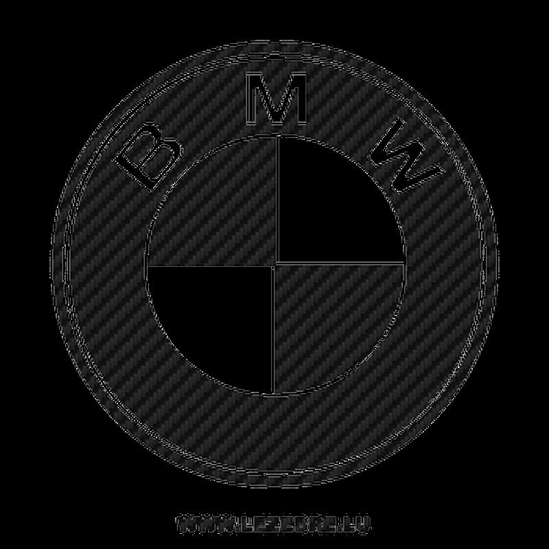 bmw logo carbon decal 3. Black Bedroom Furniture Sets. Home Design Ideas