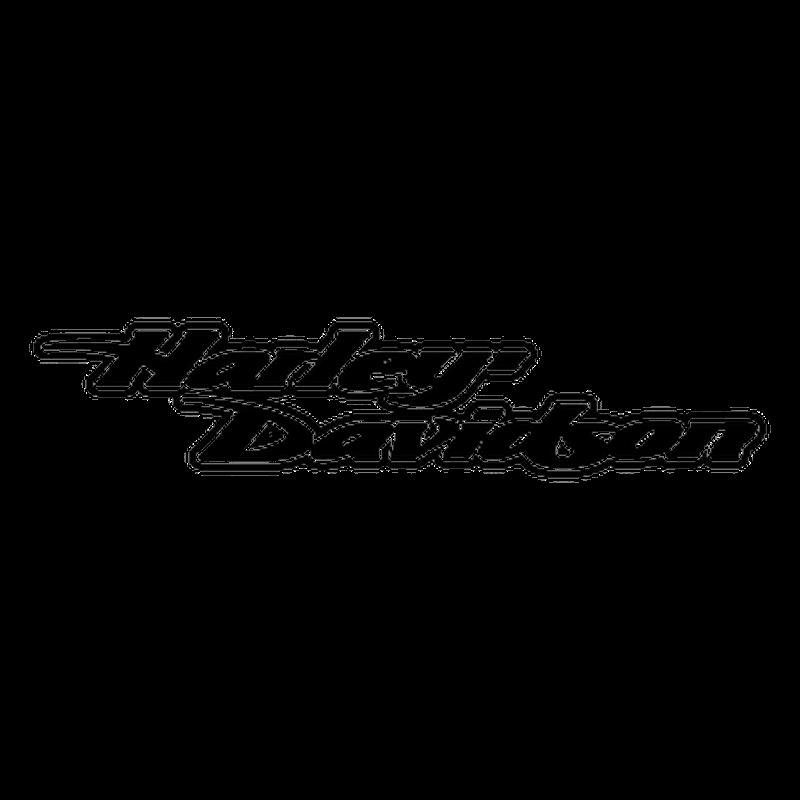 harley davidson bike decal logo 10. Black Bedroom Furniture Sets. Home Design Ideas