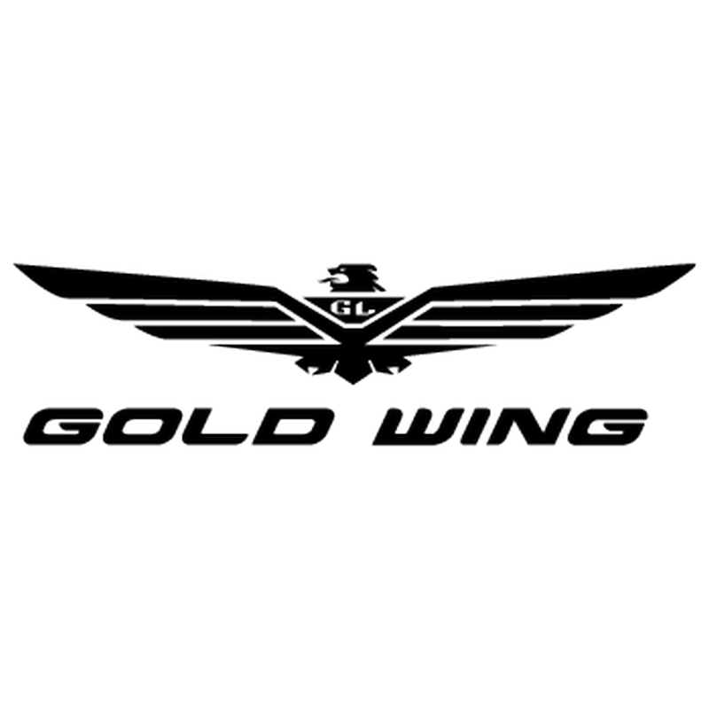 honda goldwing logo 2013 decal. Black Bedroom Furniture Sets. Home Design Ideas
