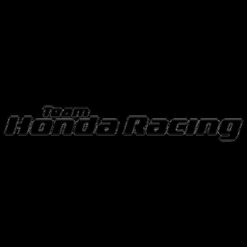 Team Honda Racing logo Decal