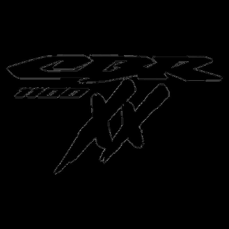 Honda CBR 1100 XX Logo Decal