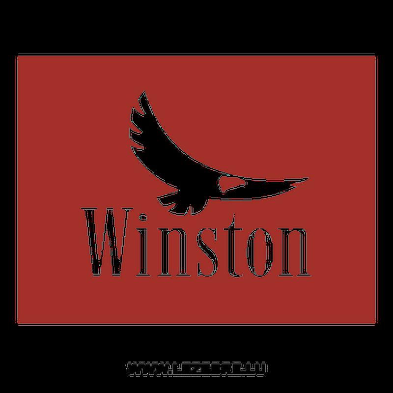Célèbre Winston Eagle Logo Decal IE44