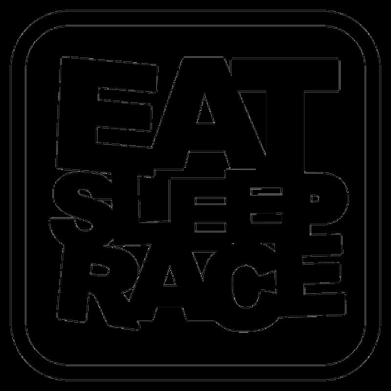 eat sleep race logo - photo #15