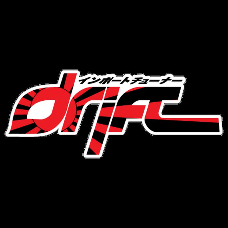 Jdm Japan Drift Decal