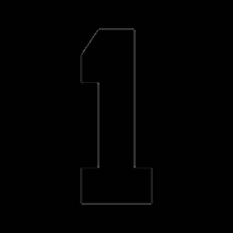 sticker numero 1 usa lot de 2 autocollants competition. Black Bedroom Furniture Sets. Home Design Ideas