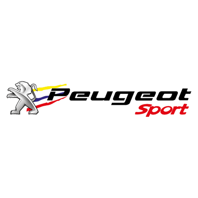 Peugeot Sport New Logo Decal