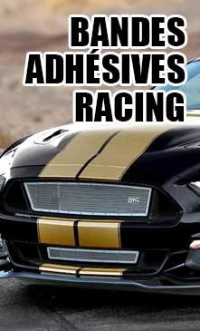 BANDES adhésives Racing
