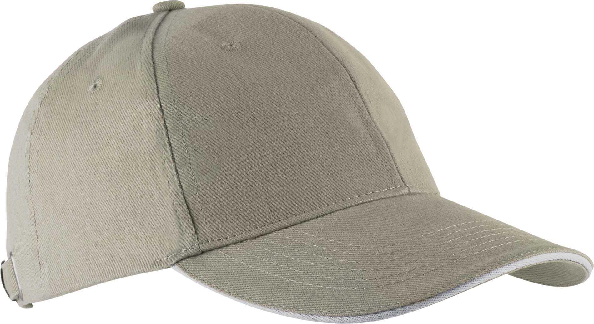 casquette blanche mode