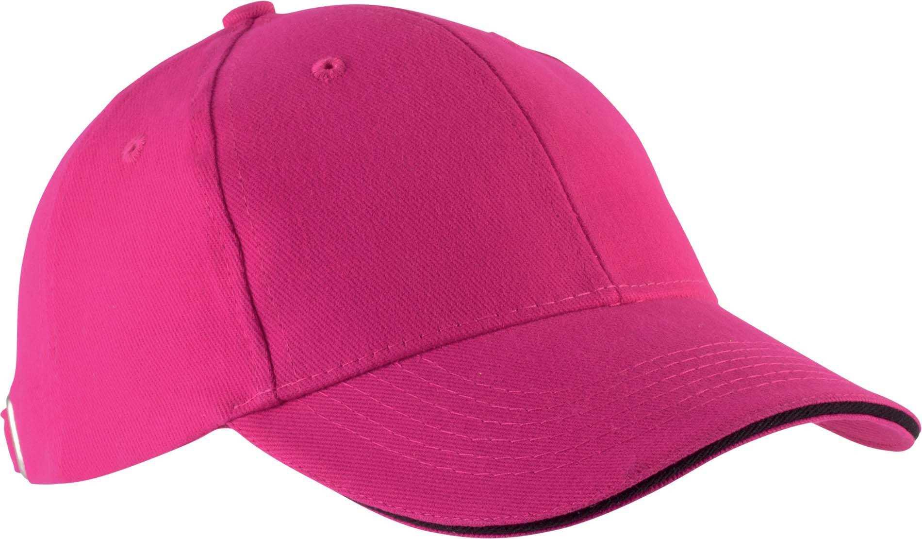 casquette femme rose