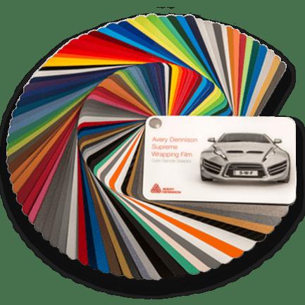 Film vinyle total covering - application garantie sans pli ni bulles d'air