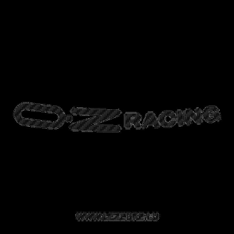 OZ Racing Wheel Carbon Decal