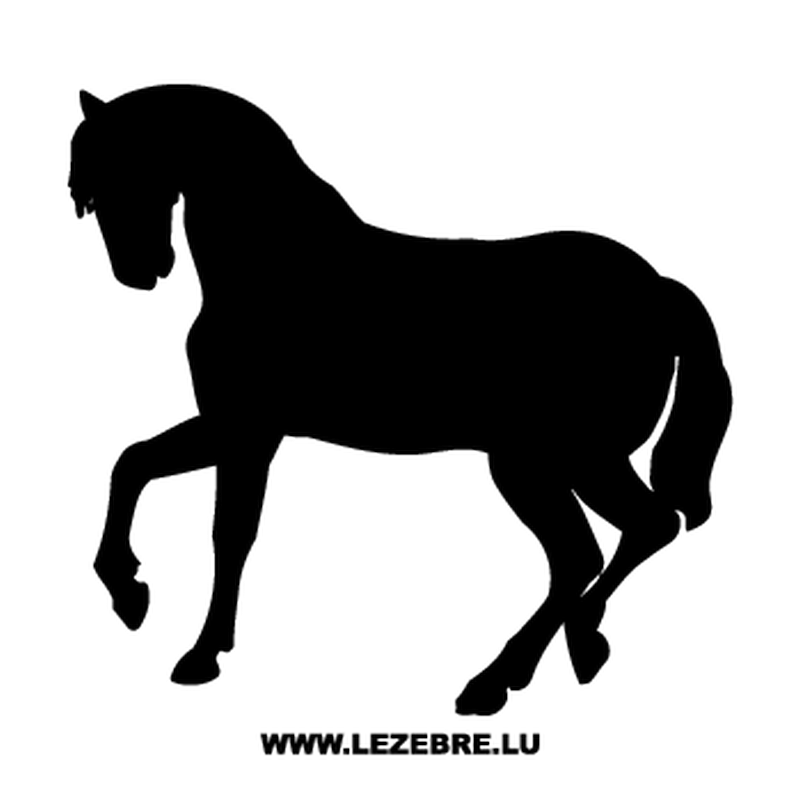 Horse Decal #2