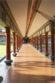 Corridor Garden Decoration Decal