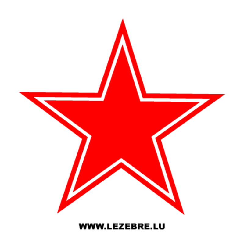 Magic Star Decal