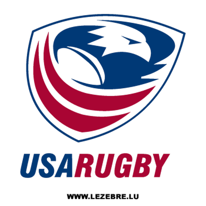 USA Rugby Logo Decal