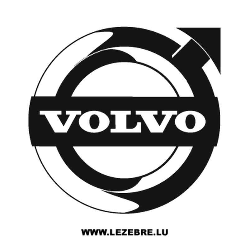 Volvo Logo Decal