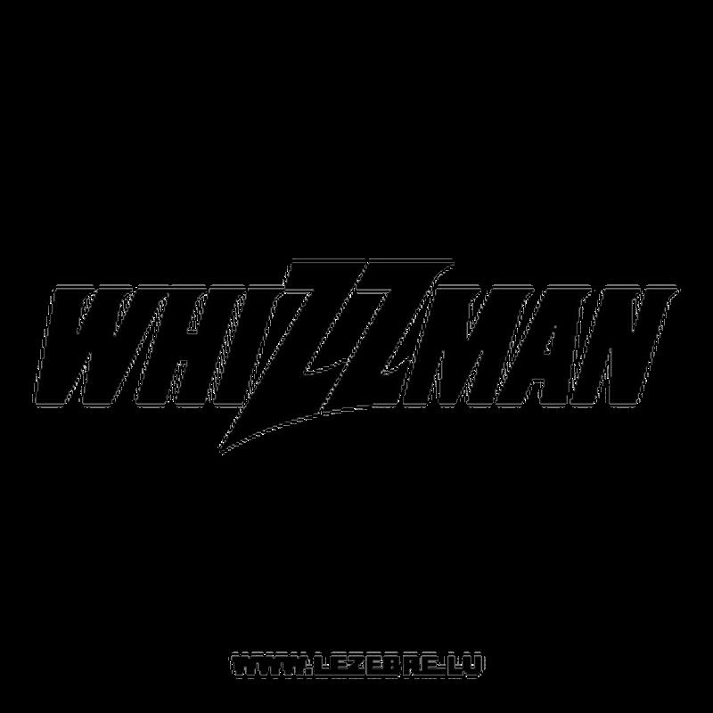 Sticker Whizzman logo