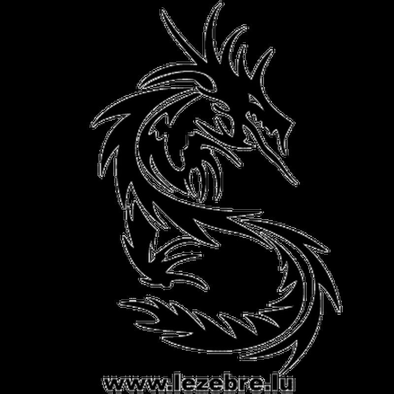 Dragon Decal