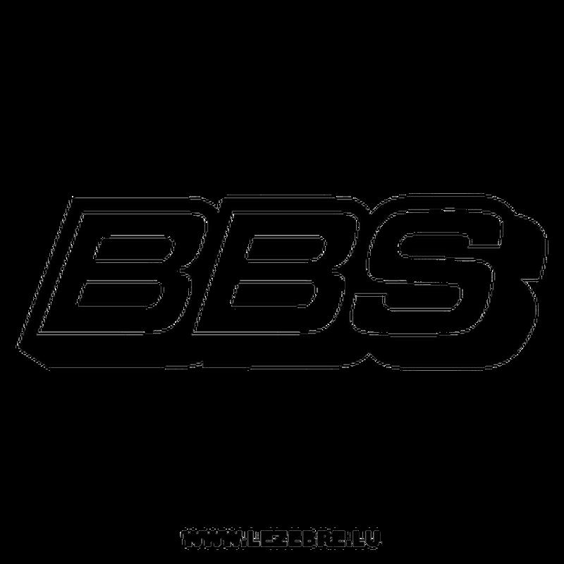 BBS logo Decal