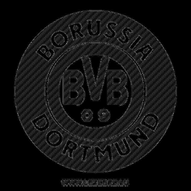 sticker karbon borussia dortmund 09. Black Bedroom Furniture Sets. Home Design Ideas