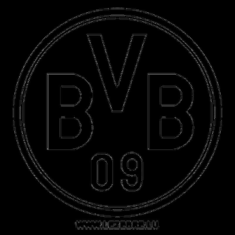 Borussia Dortmund 09 logo Decal