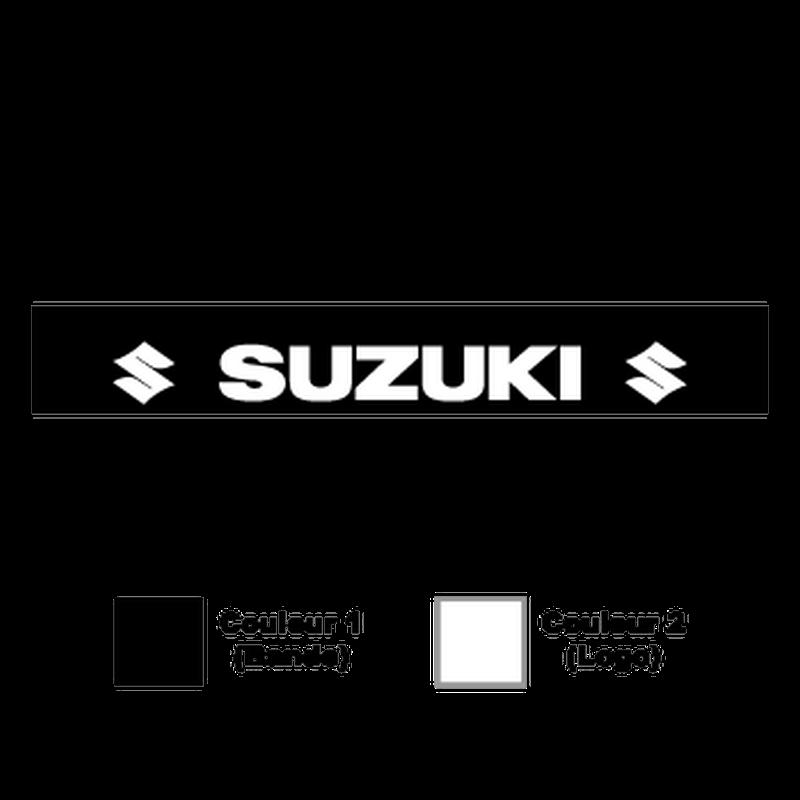 Suzuki Sunstrip Sticker