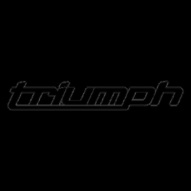 Sticker Triumph Logo design