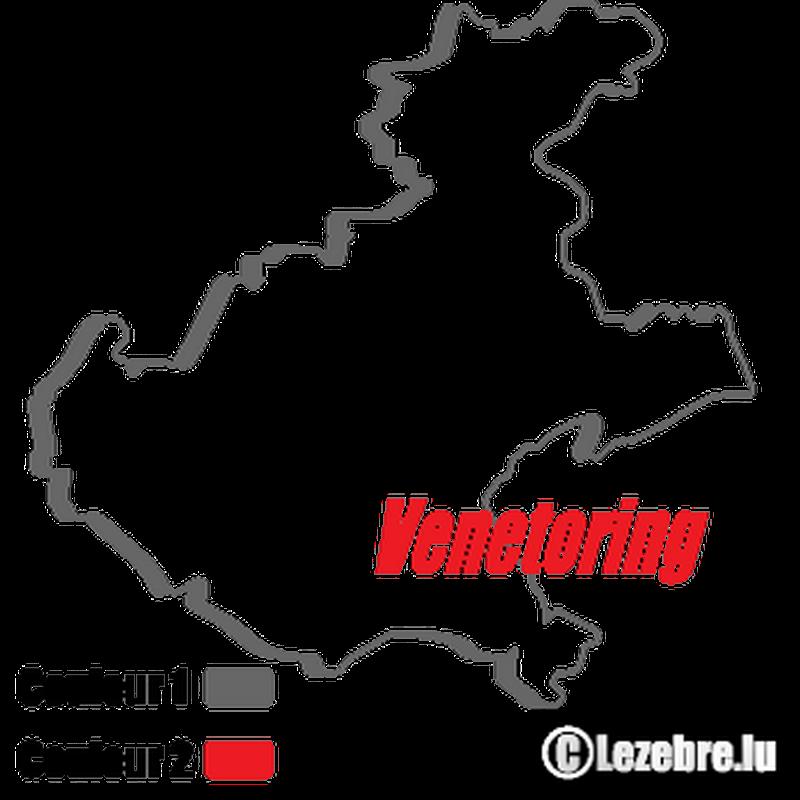 Circuit Venetoring Decal