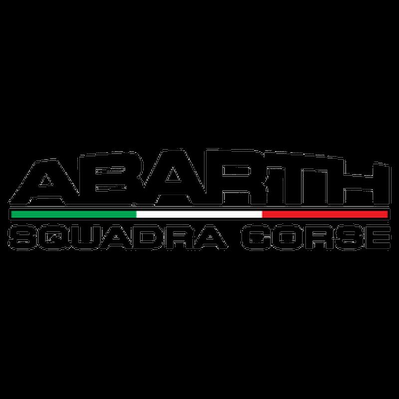 Alfa Stickers >> Fiat Abarth Squadra Corse logo Decal