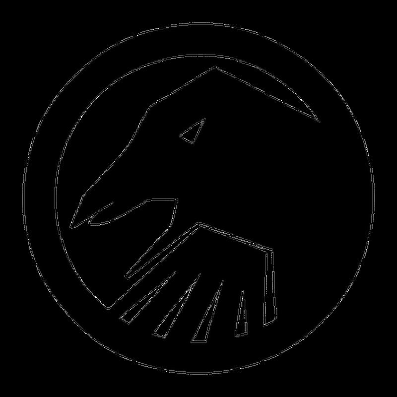 Shadow BMX Logo Decal