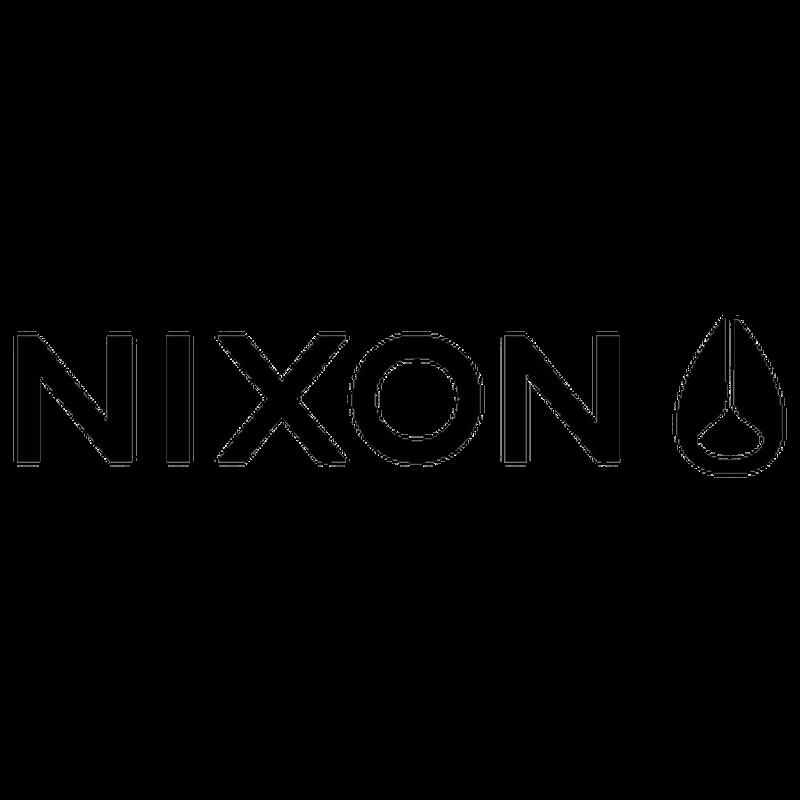 Sticker Nixon logo