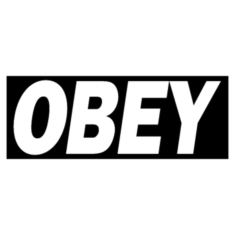 Obey Logo Decal