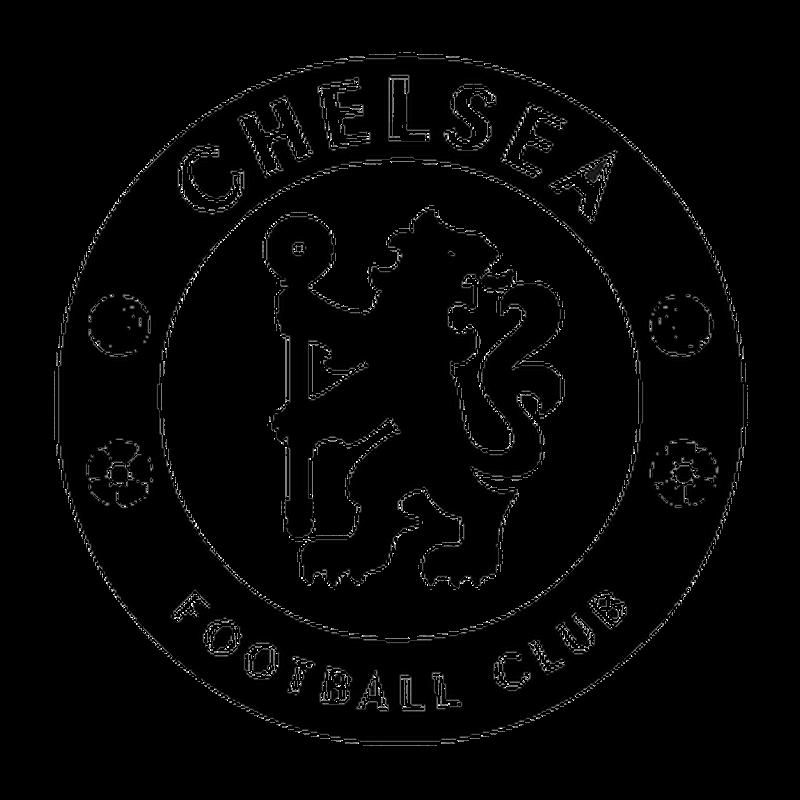 Chelsea Fc Logo Black And White
