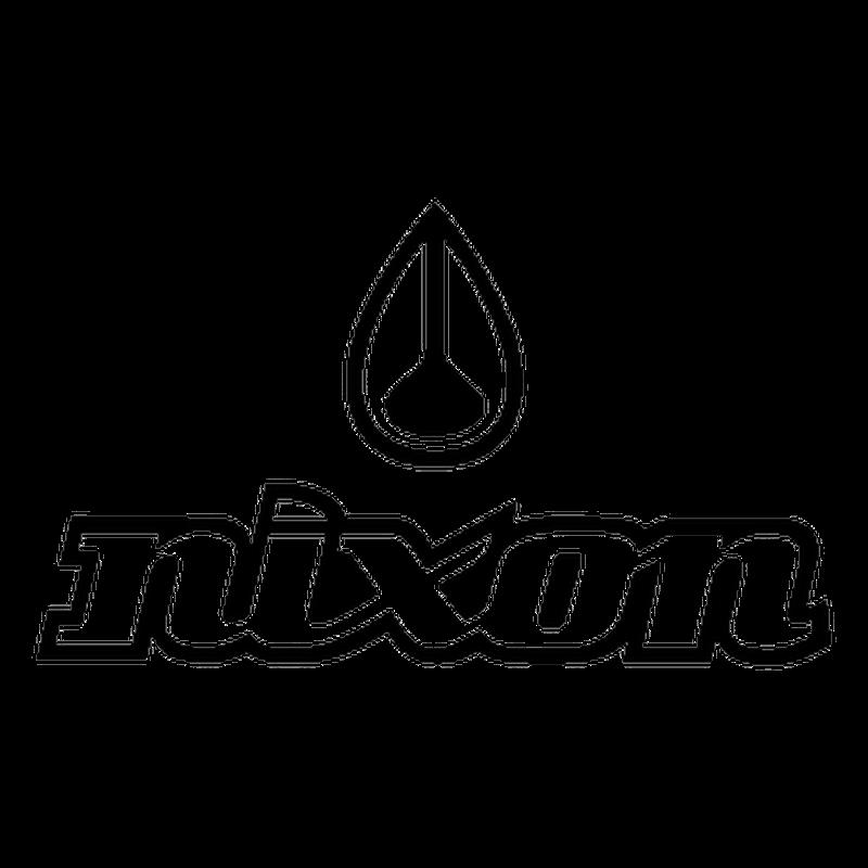 Nixon logo Decal