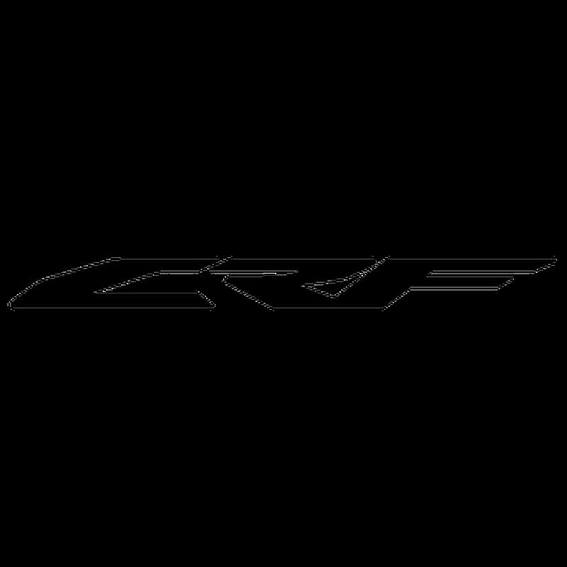 Sticker Honda CBR logo contour