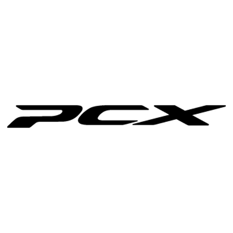 Honda Scooter Pcx Logo 2013 Decal