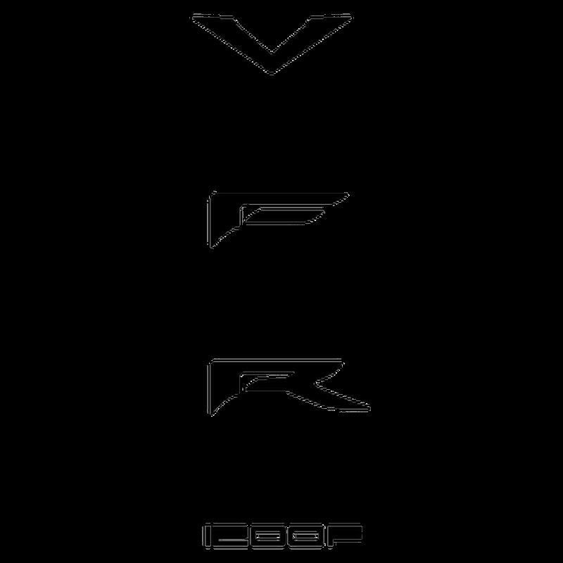 Honda VFR1200F logo 2013 Decal
