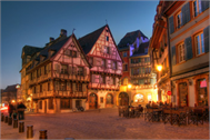 Sticker Déco Maisons en Alsace