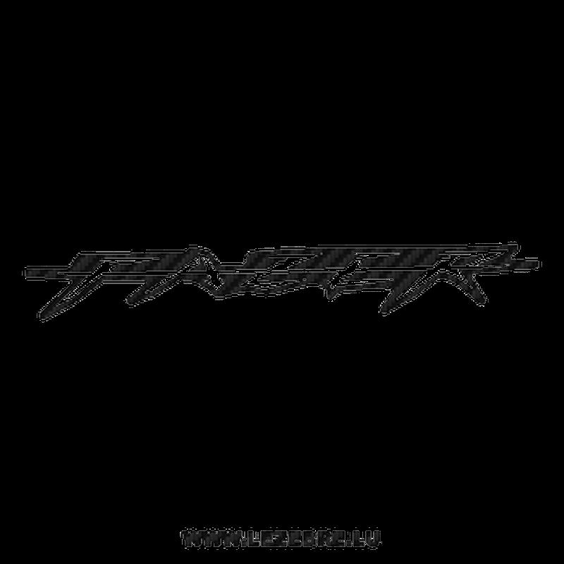 Yamaha Fazer Ys250 Carbon Decal