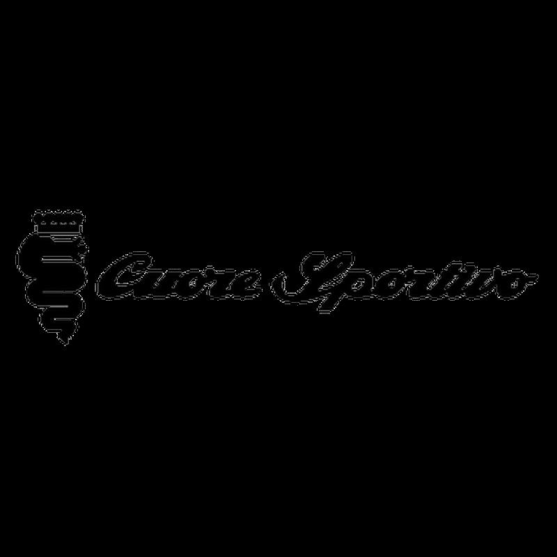 Sticker Alfa Romeo Cuore Sportivo Logo