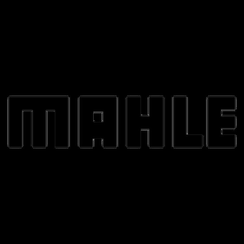 Mahle logo Decal