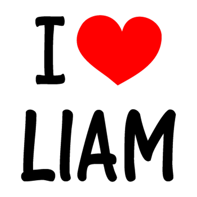 I Love LIAM (One Direction) T-shirt