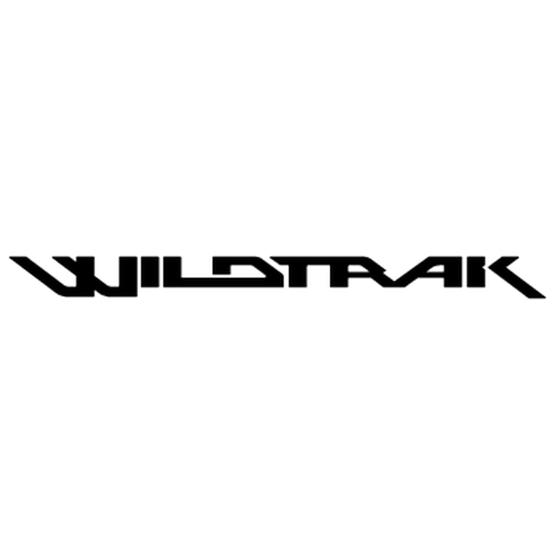 Ford Ranger Wildtrak Logo Decal