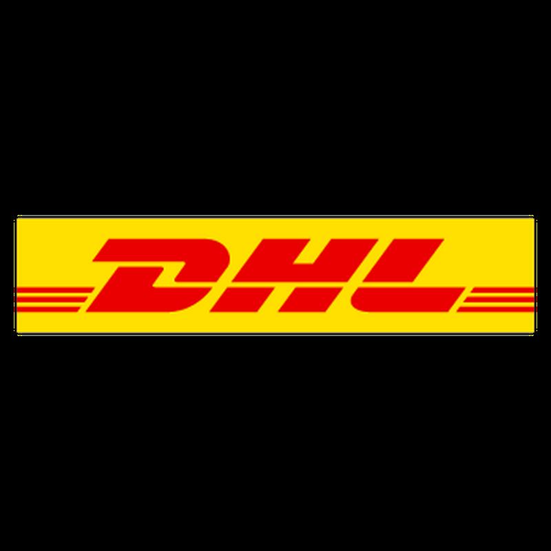 Sticker DHL Logo