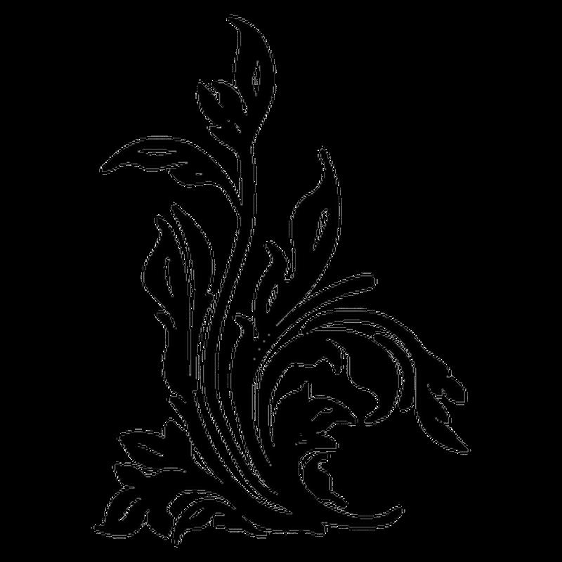 Flower Decal 4