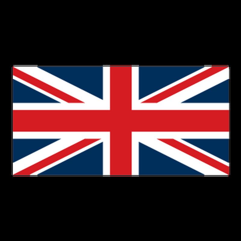 United Kingdom Flag Decal