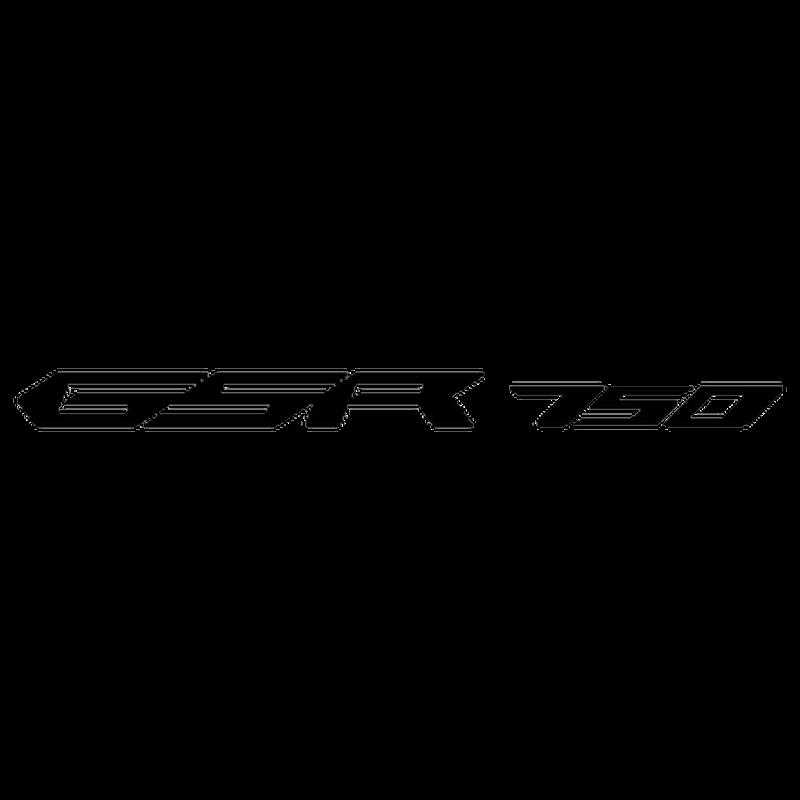 Sticker Suzuki Gsr750 Logo 2013