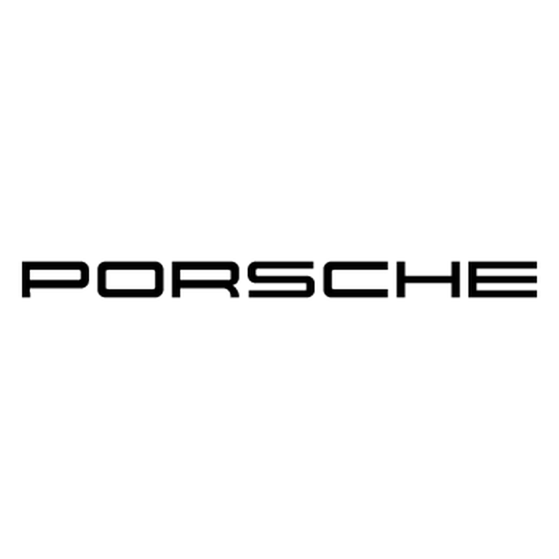 Porsche logo 2013 Decal