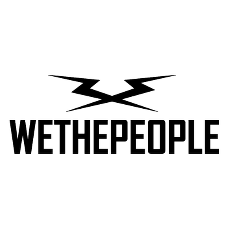 Wethepeople Bmx Logo Bike Decal