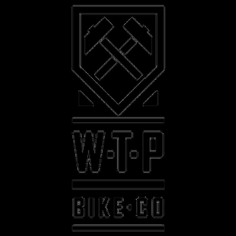 Wethepeople Wtp Bike Co Logo 2013 Decal